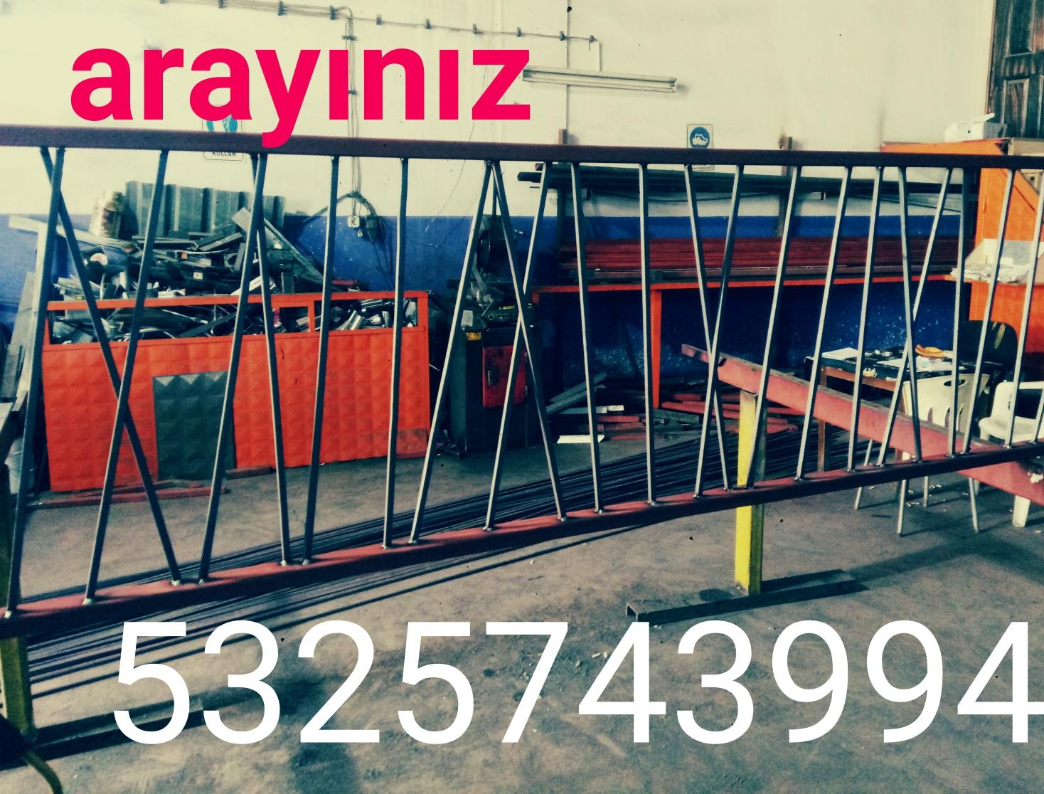 Izmir Demir doğrama Ferforje demirci